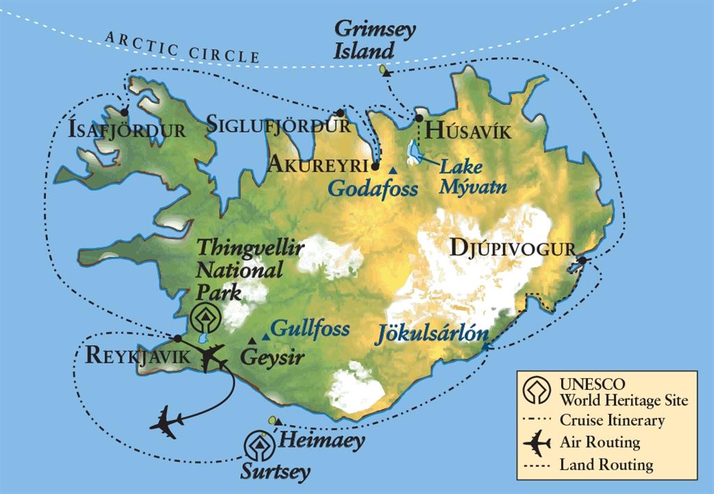 Northwestern alumni association circumnavigation of iceland itinerary gumiabroncs Gallery